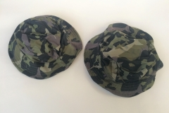 Camouflage Hats