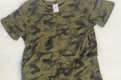 Camouflage T-shirt x 2